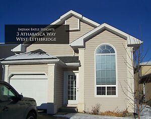 For Rent: 3 Bedroom Single Family House (3 Athabasca Way W)