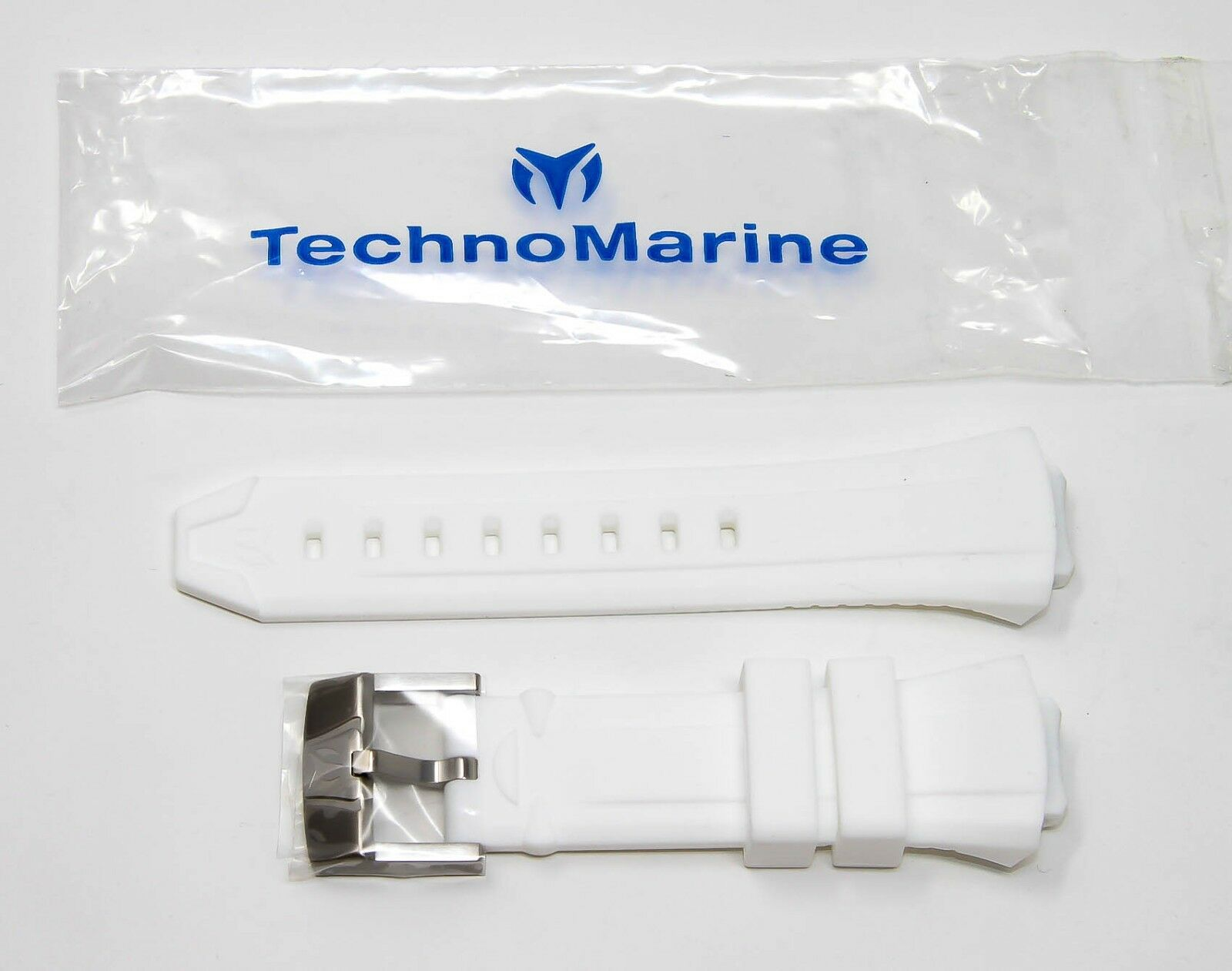 Real TechnoMarine Silicone / Rubber Watch Strap Band 26MM fo