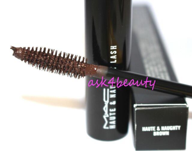 Mac Haute & Naughty Lash Double Effet Mascara Black - Full Size 9g ...