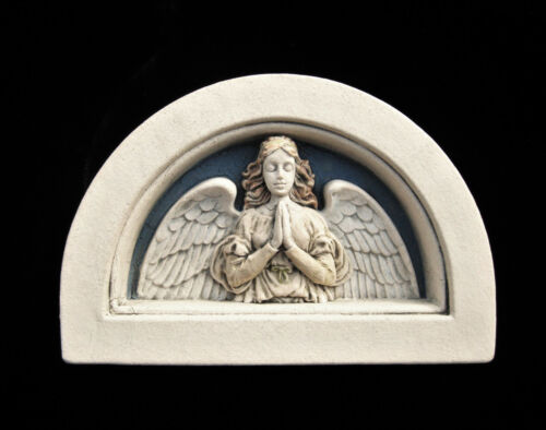 ANGEL  CHURCH  ARTS & CRAFTS GOTHIC ELLISON TILE