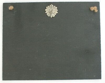 Green Man Slate Chalk Board Messages Lists Mythical Gift 159