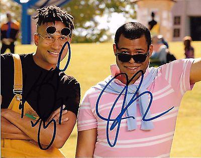 Keegan Michael Key Jordan Peele Autographed Signed 8X10 Photo Coa  2