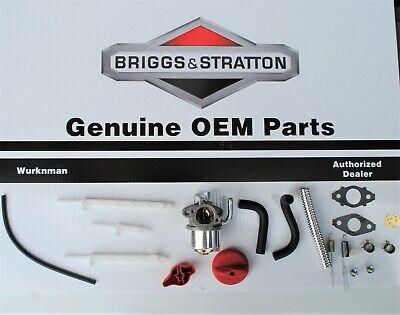 Genuine OEM Briggs & Stratton 594014 Carburetor replaces 590907 , 798918 ,794588