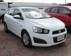 2012 Holden Barina CD Auto Sedan Ayr Burdekin Area Preview