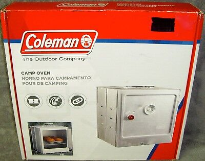 Brand New!•Coleman•Model No. 5010•Camp Stove•Unopened•Unused•Camping•Baking•Rare