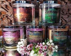 Multi Layered Candles Tenambit Maitland Area Preview
