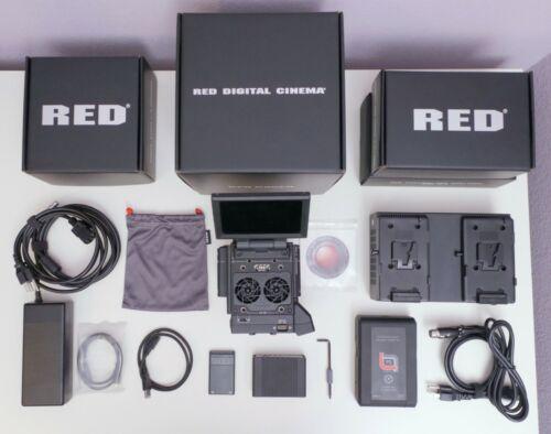 RED RAVEN Digital Cinema Camera Kit 4.5K Dragon Sensor (EF Mount)