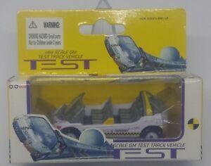 1997 DISNEY WDW EPCOT CENTER 1/64 SCALE GM TEST TRACK VEHICLE, DIECAST S64, MIB