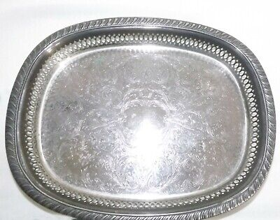 5 X Clear Round Plastic Serving Tray  27Cm  serving shering For Party