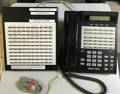 Nec Phone Multi Department System