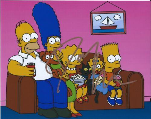 "Danny Elfman Signed 8x10 Photo Coa ""nightmare Before Christmas"" Simpsons Proof"