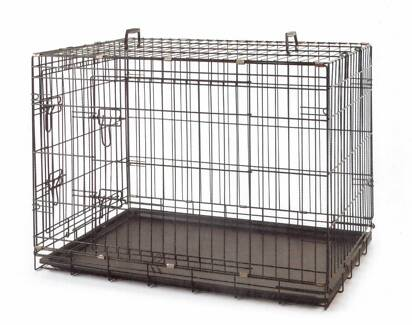 "30"" Medium Collapsible Metal Pet Dog Puppy Cage Crate* ED622 Thomastown Whittlesea Area Preview"