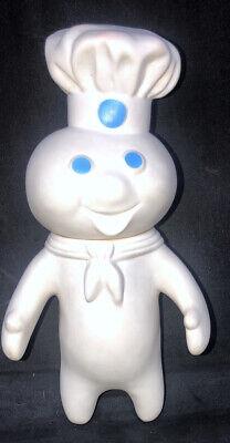 "Vintage 1971 Pillsbury Doughboy Doll Figure - The Pillsbury Company - Rubber 7"""