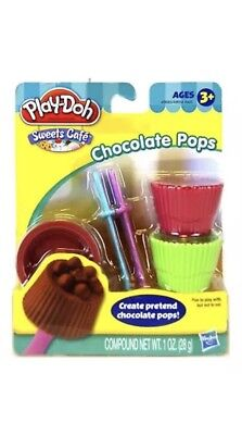 Clay & Dough Play-Doh Sweet Shoppe Chocolate Pops