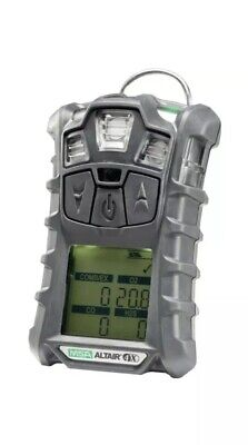 MSA Altair 4 X Monitor / Meter H2S,LEL,CO,O2 for sale  Shipping to United Kingdom