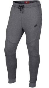 Nike Sportswear Tech Pack Jogger Slim Fit Pants Grey 805162 091 NWT Mens Sz S