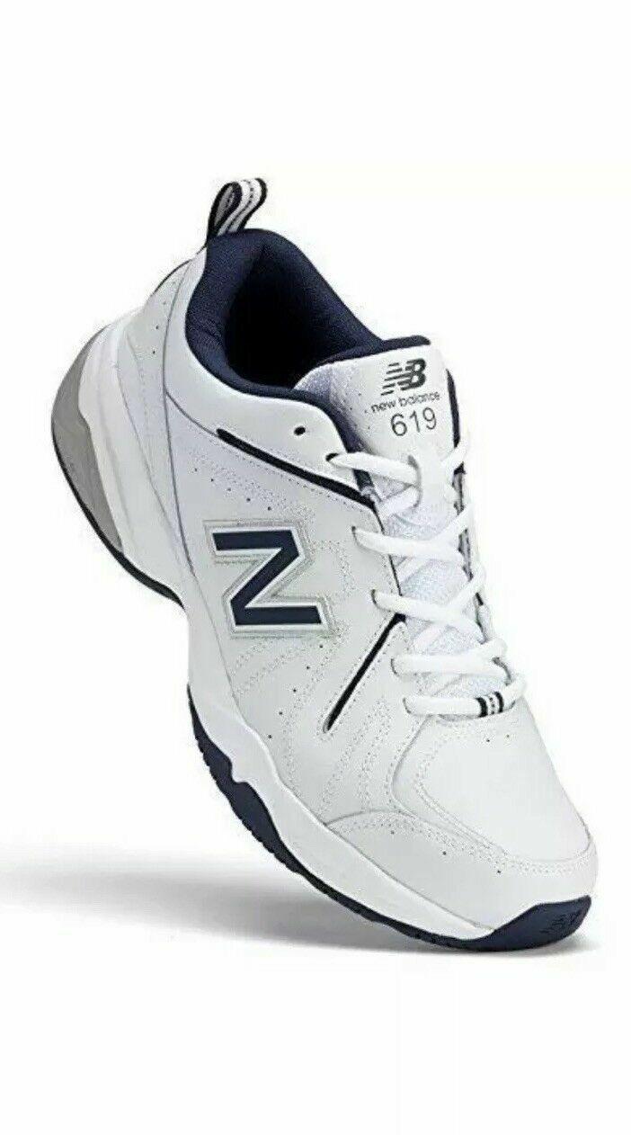 NEW BALANCE 619 Mens Training Athletic Shoes MX619WN, Size 8