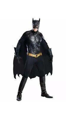 BATMAN GRAND HERITAGE Dark Knight Superhero Rubie's Halloween Theater Costume
