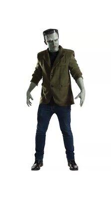 NWT Universal Studios Monsterville FRANKENSTEIN Adult Costume Mens Deluxe M L  - Deluxe Frankenstein Costume