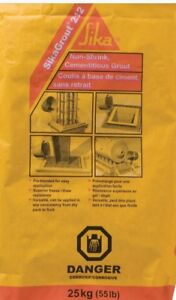 Over stock various  Sika products for sale