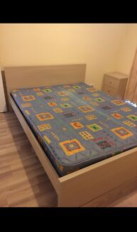 Queen size bedroom suite in excellent condition
