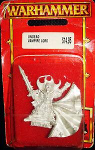 Citadel - Undead - Vampire Lord - Metal OOP NIB