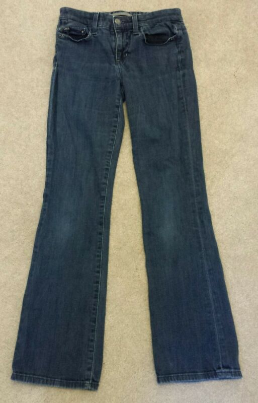 women's jeans JOE'S JEANS size 24 PROVACATEUR petite fit  bootcut