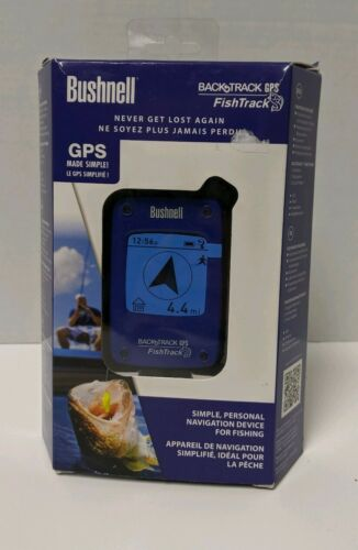 Bushnell GPS Backtrack Fish Track