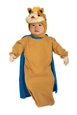 Linny The Guinea Pig (LINNY THE GUINEA PIG BABY BUNTING COSTUME! WONDER PETS BROWN NEW [SIZE)