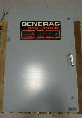 Generac 97a05553-w 100a 277480v Max 600vac Automatic Transfer Switch