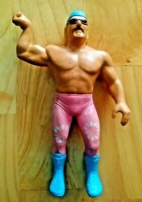 Jessie The Body Ventura 1986 WWF LJN Original Vintage Wrestling Figure