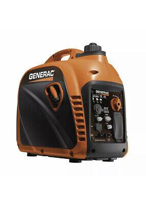 New Generac 7117 Gp2200i 2200w Portable Inverter Generator Parallell Ready
