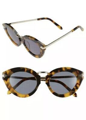 Karen Walker Lunar Flowerpatch Sunglasses - Crazy Tort w/Gold - BNWT RRP $349AUD