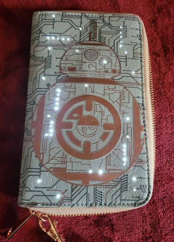 Loungefly Droid Depot Wallet Phone Case