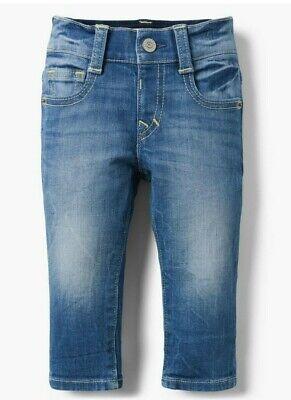Gymboree Nwt baby toddler Boys denim jeans skinny Size 18-24 m 24 Baby Denim Jeans