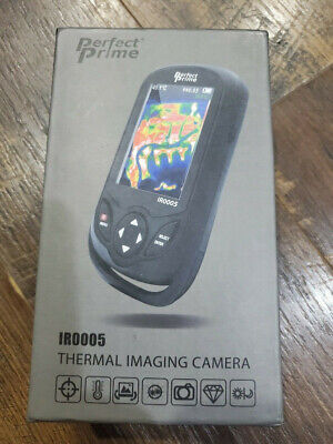 Perfect Prime Ir0005 Infrared Thermal Imager Vibible Light Camera
