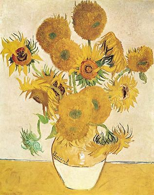1000 pcs Art Jigsaw Puzzle - Vasco Di Girasoli by Vincent Van Gogh