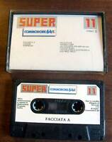 Super Commodore 64 Numero 11 - Cassetta Tape Giochi Programmi Retrocomputer -  - ebay.it