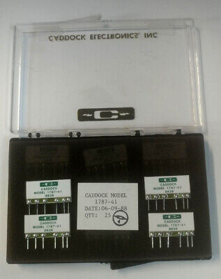 Caddock Accurate Current Sense Precision Resistor Networks - 2 Pcs