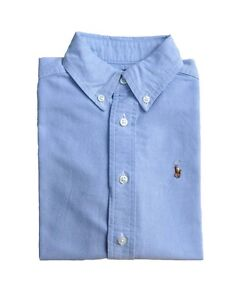 Authentic Boys POLO RALPH LAUREN Long Sleeve Oxford Shirts (RRP £55-65)