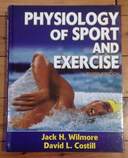 Physiology of Sport & Exercise Third Edition - Wilmore & Costill Mortdale Hurstville Area Preview