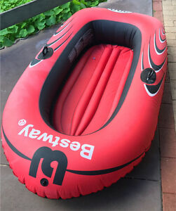 Inflatable raft Golden Bay Rockingham Area Preview