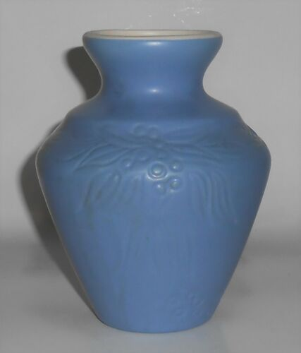 Coors Art Pottery 1939 Colorado State Fair Vase