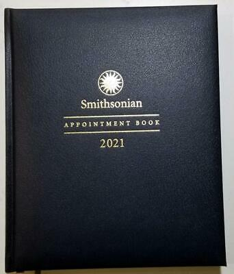 2021 Smithsonian Appointment Book Hardcover
