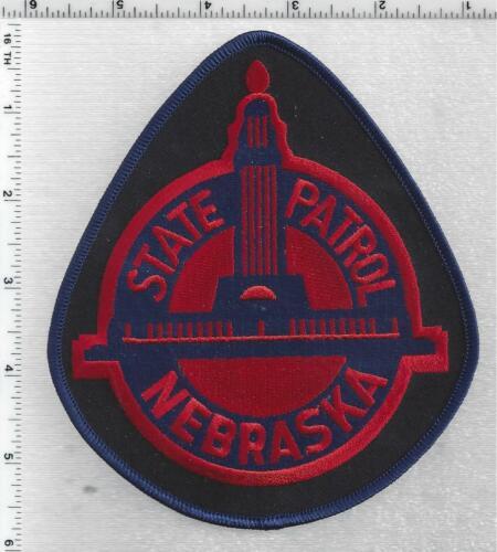 State Patrol (Nebraska) 5th Issue Shoulder Patch