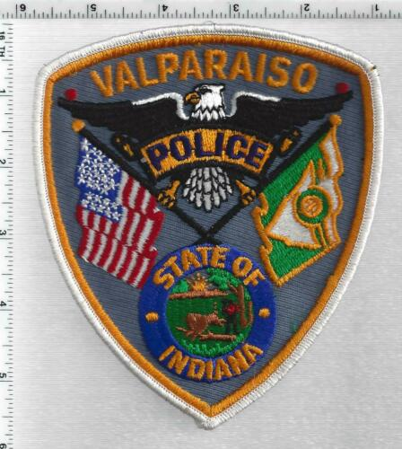 Valparaiso Police (Indiana) 1st Issue Shoulder Patch