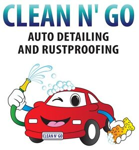 Auto Detailing & Rust Proofing