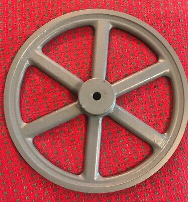 Maska Ma120 Balanced Grooved Belt Pulley 12 W Keyed Center 12. New