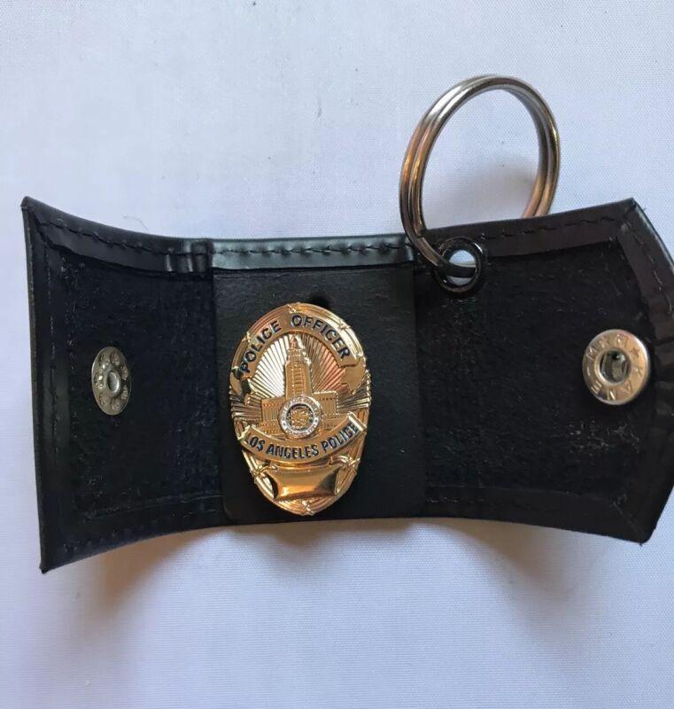 MINI CASE KEY FOB  - SNAP CLOSURE- UNIVERSALl  FIT LAPD Mini PIN
