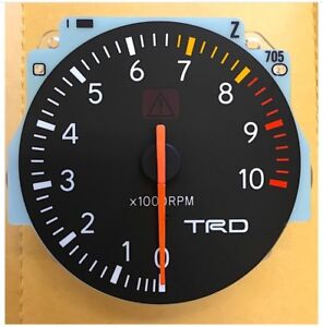 Brand New in Box Authentic TRD 10k Tach *DISCONTINUED*